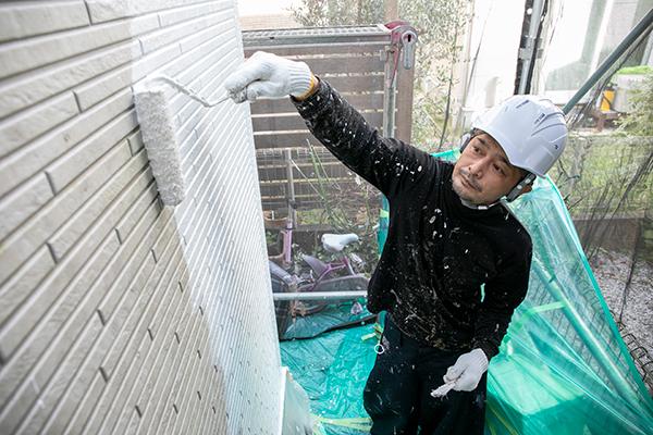 外壁屋根に断然違いが出る施工!