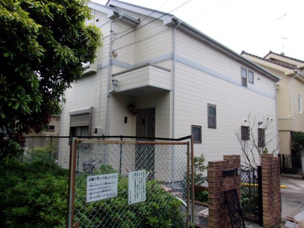 小平市で外壁屋根塗装