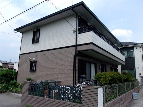 立川市で外壁屋根塗装