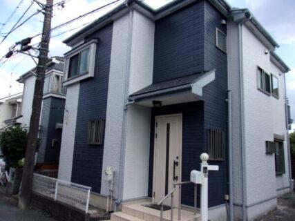 西東京市で屋根外壁サイディング塗装